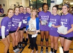 Senior Renewal Benefits from 'Volley For Music' Night