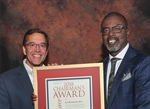 Dr. Juri McDowell Honored with AMH Chairman's Award