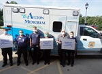 Donations Roll In to Support AMHSF